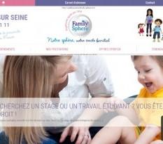 Agence de nounous à domicile Neuilly sur Seine