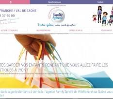 Faire garder ses enfants le week-end à Villefranche-sur-Saône - Family Sphere Villefranche