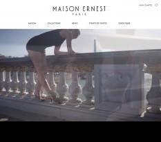 Chaussures de luxe pour Femme - Maison Ernest Paris