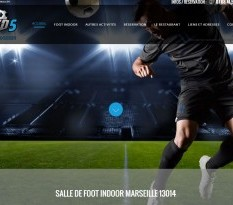 Foot indoor Marseille 13013