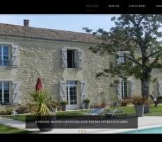 Vente demeures de prestige en Gironde