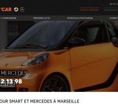Garage Smart et Mercedes Marseille