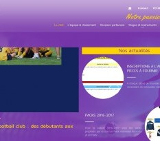 club de foot Aubagne