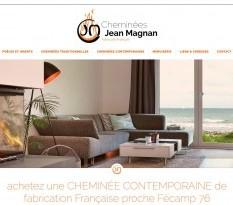fabrication de cheminée design Le Havre