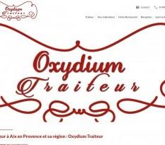 oxydium traiteur