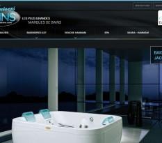 Vente baignoires îlot design Nîmes