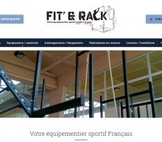 Fit and rack