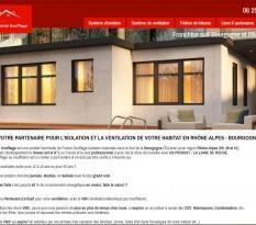 Isoler ses combles perdus � la laine de roche � Lyon - Agence activit� Soufflage