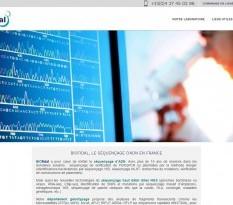 Test de séquencage d'ADN en laboratoire à Lyon - Biofidal