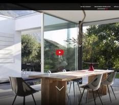Vente et pose de fenêtres panoramiques à Lyon