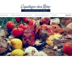 coquillages chez Rémy, restauration, vente a emporter, livraison à domicile