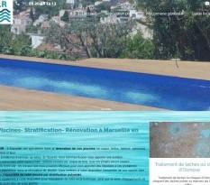 entretien et réparation de piscines Marseille