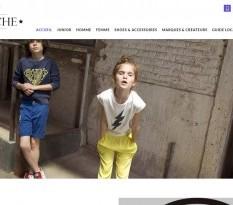 Boutique de vêtements de marque pour femme Marseille