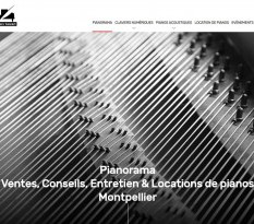 achat piano numérique Yamaha Montpellier