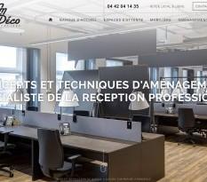 banque d'accueil haut de gamme Marseille