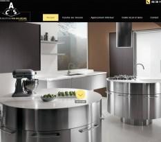 Création de cuisine design sur-mesure Marseille - ACS Cuisines