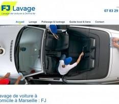 Nettoyage de voiture à Marseille
