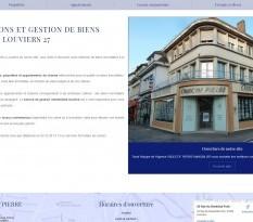 Agence immobilière Louviers