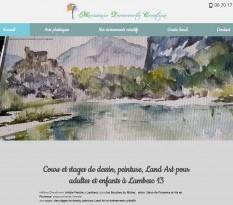 Atelier créatif à Aix-en-Provence