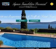 Agence immobilière Sainte-Maxime