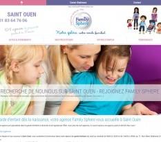agence de garde d'enfants à Saint Ouen