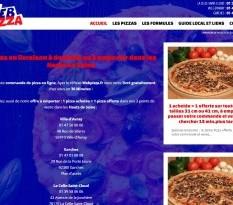 Pizzeria livraison à domicile à Saint-Cloud