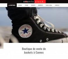 Vente basket de marque Cannes