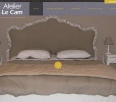 atelier le cam tapissier décorateur salon de provence