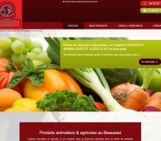 Alimentation animale et vente de céréales le Beausset