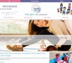 Nounous pour la garde d'enfant à Biarritz