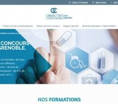 prépa concours paramédicaux Grenoble