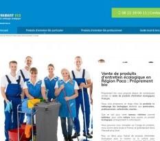 Achat de produits ménagers bio à Montpellier