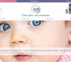 Family Sphere garde d'enfants à domicile Reims