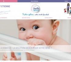 Family Sphere garde d'enfants à domicile Saint Etienne