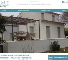 Maître d'oeuvre pour la construction d'une villa à Marseille