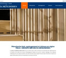 fabrication de volet persienne en bois sur Marseille
