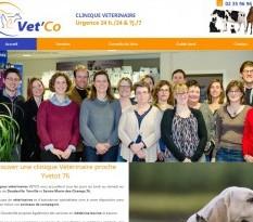 Clinique vétérinaire pour chats et chiens à Doudeville