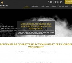 Magasin de cigarettes électroniques à Orange