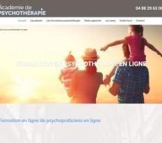 formation psychothérapie