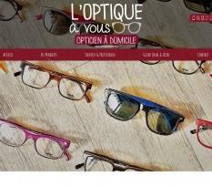 Opticien pour vente de lunettes à domicile sur bordeaux