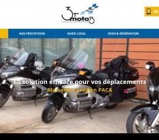 Réservation de moto Taxi sur Marseille