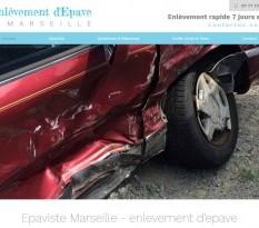 Épaviste pour un enlèvement de voiture à Marseille 13015