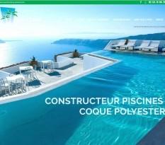 piscines coque polyester Aquitaine