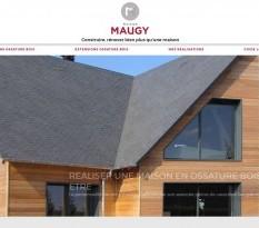 Extension de villa en bois à Rouen