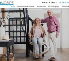 Equipement personnes à mobilité reduite