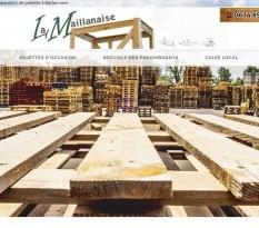 Fournisseur de palettes en bois à Avignon