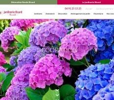 vente de plantes et fleurs sur marseille