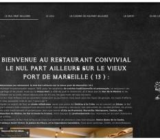 Restaurant convivial sur le Vieux Port de Marseille