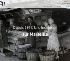 vente fruits de mer Bouches du Rhône