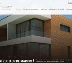 Construction maison bois bordeaux